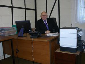 Allan Donovan professional lawyer